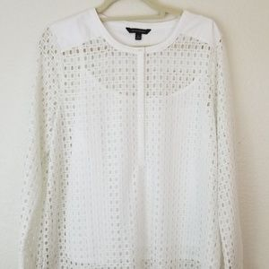 Banana Republic blouse sz XL